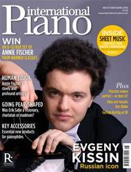 International Piano issue May - June 2016