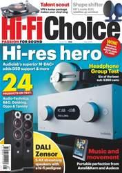 Hi-Fi Choice issue May 2016