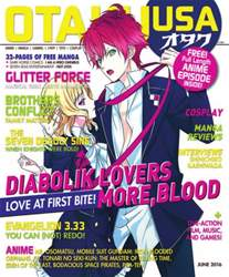Otaku issue  June 2016