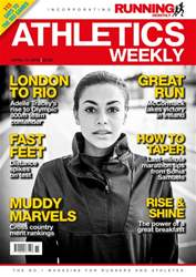 Athletics Weekly issue 14/04/2016