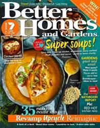 Better Homes and Gardens Australia issue June 2016
