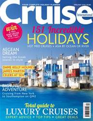 Cruise International issue April/May 2016