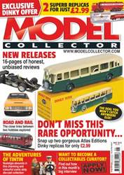 Model Collector issue May 2016