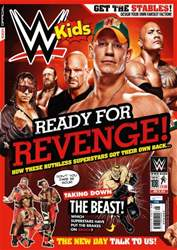 WWE Kids issue No.108