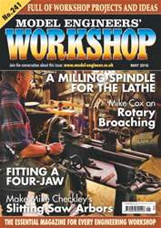 Model Engineers' Workshop Magazine issue May 2016