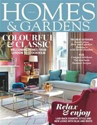 Homes & Gardens issue June 2016