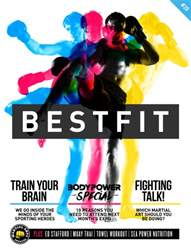 BESTFIT Magazine issue Issue Twenty