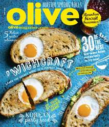 Olive Magazine issue May 2016