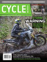 Cycle Canada issue June 2016