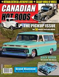 Canadian Hot Rods issue junejuly2016