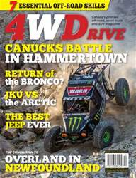 Four Wheel Drive issue Vol 18 Issue 2