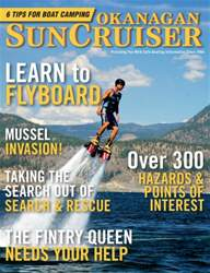 Suncruiser issue Okanagan 2016