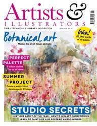 Artist & Illustrators issue June 2016