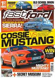 Fast Ford issue No.370 Cossie vs Mustang