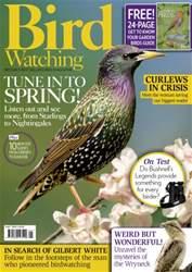 Bird Watching issue May 2016