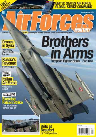 AirForces Monthly Preview 1