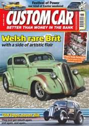 Custom Car issue No. 557 Welsh rare Brit