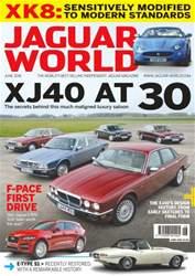 Jaguar World issue No. 171 XJ40 At 30