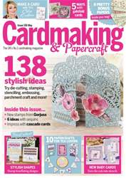 Cardmaking & Papercraft issue May 2016