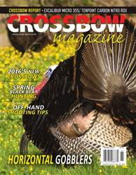 Crossbow Magazine issue Spring 2016