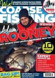 Coarse Fishing Answers issue May 2016