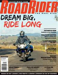 Australian Road Rider issue Issue#124 May 2016