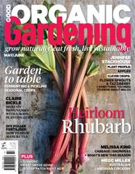 Good Organic Gardening issue Issue#7.1 - 2016