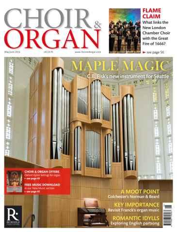 Choir & Organ Preview 1