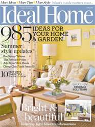 Ideal Home issue June 2016