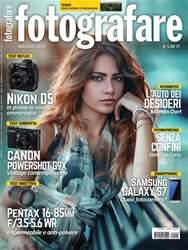 FOTOGRAFARE issue Maggio 2016