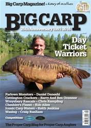 Big Carp Magazine issue Jun-16