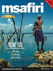 MSAFIRI – Kenya Airways Inflight issue May 2016