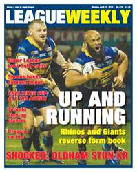 League Weekly issue 719