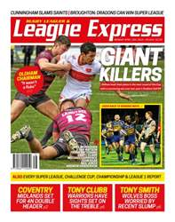 League Express issue 3015