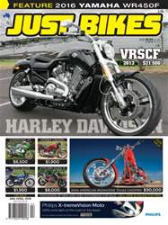 JUST BIKES issue 16-010