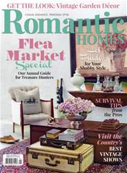 Romantic Homes issue May 2016