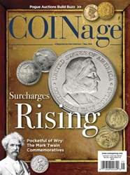 COINage issue May 2016