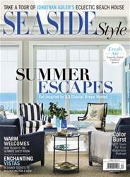 Romantic Homes issue Seaside Style Summer 2016