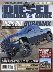 Ultimate Diesel Builders Guide issue Apr/May 2016