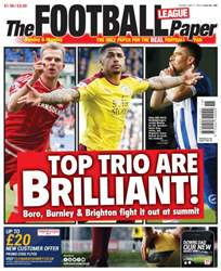 The Football League Paper issue 17th April 2016