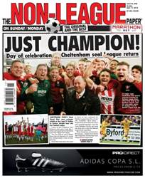 The Non-League Football Paper issue 17th April 2016