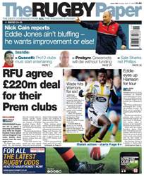 The Rugby Paper issue 17th April 2016