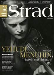 The Strad issue May 2016