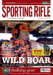Sporting Rifle issue Sporting Rifle June 2016