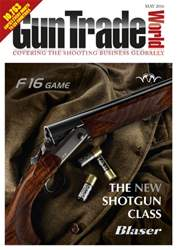 Gun Trade World issue May 2016