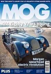 MOG Magazine issue Issue 50 - May 2016