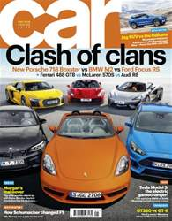 Car issue May 2016