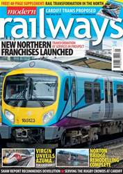 Modern Railways issue May 2016