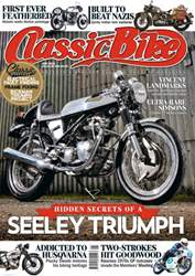 Classic Bike issue May 2016