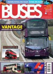 Buses Magazine issue May 2016